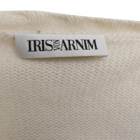 Iris von Arnim Tank in cream