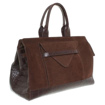 Bogner Handtas in bruin