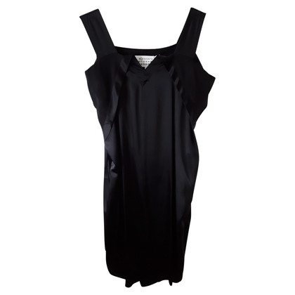 Maison Martin Margiela Knee-length dress in black