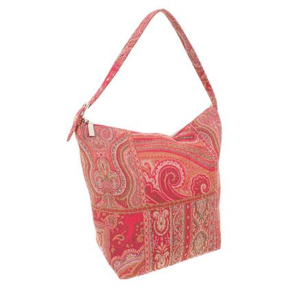 Etro Tasche mit Muster
