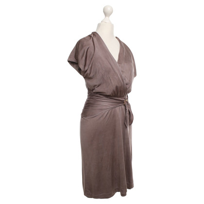 Reiss Kleid in Taupe