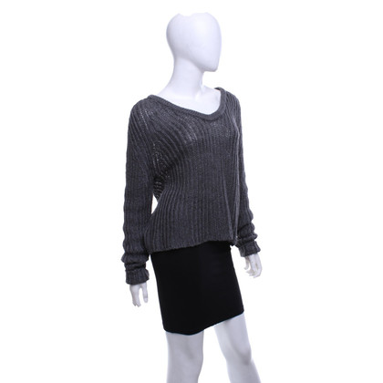360 Sweater Pullover in Grau