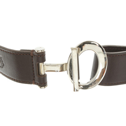 Tod's Leather belt in brown