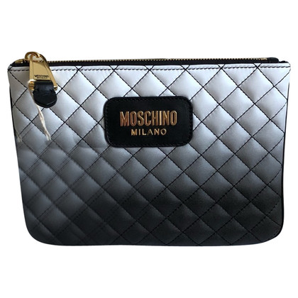 Moschino Moschino couture clutch