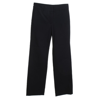 Prada trousers in navy blue