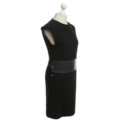 Céline Dress with Leather Belt
