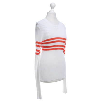 MSGM Knit top in white