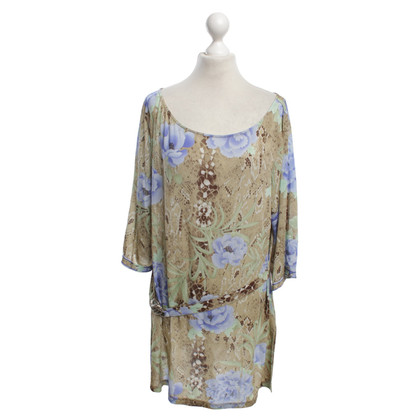 Leonard Tunic with floral print