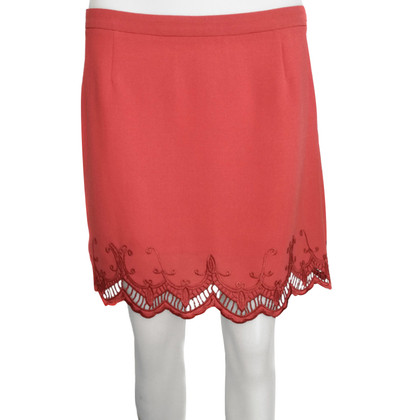 Patrizia Pepe Skirt with embroidery