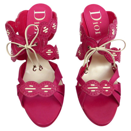 Christian Dior Sandals with heel
