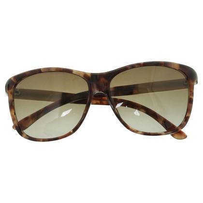 Gucci Glasses in Horn optics