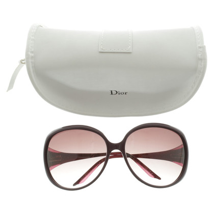 Christian Dior Sunglasses in violet