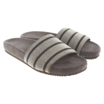 Brunello Cucinelli Sandals with application
