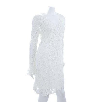 Diane von Furstenberg kanten jurk