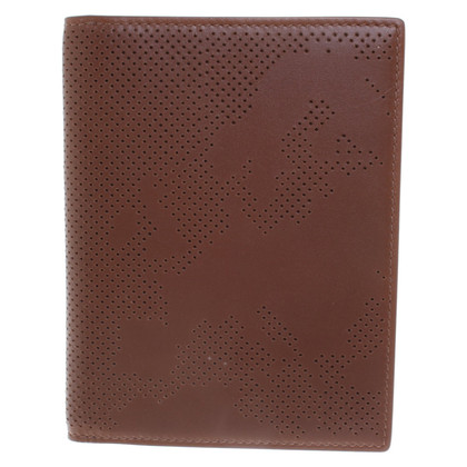 Smythson Wallet for travel documents