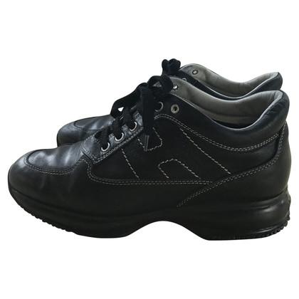 Hogan Zwarte sneakers