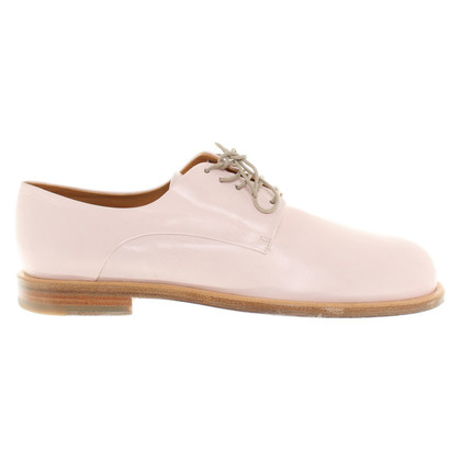 Jil Sander Veterschoenen in Pink