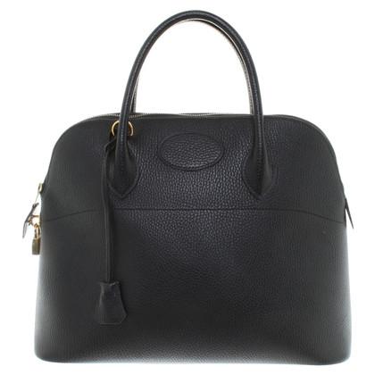"Hermès ""Bolide Bag"" in black"