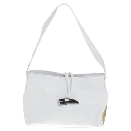 Burberry Handbag in white