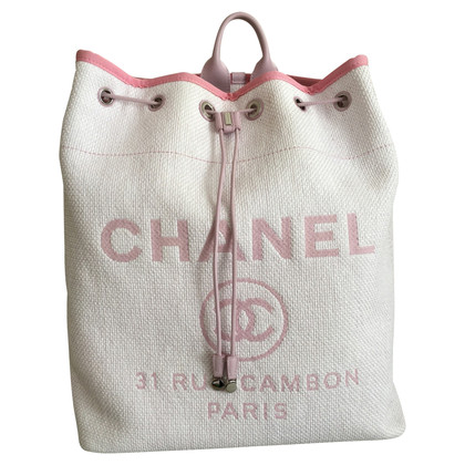 "Chanel ""Deauville Backpack"""