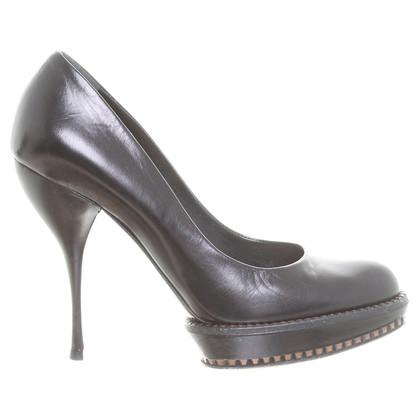 Christian Dior pumps in zwart