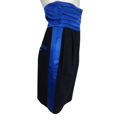 Pierre Balmain Blue skirt