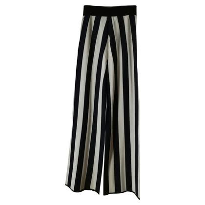 Altre marche Courrèges - Pantaloni a righe