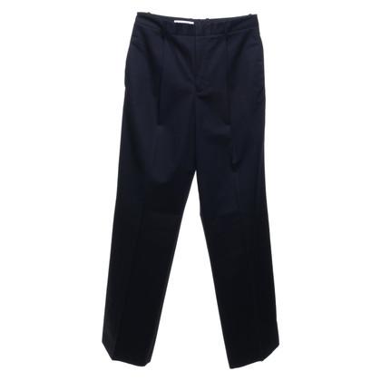 Jil Sander Pantaloni in blu scuro