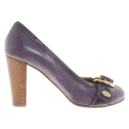 Chloé pumps in violet