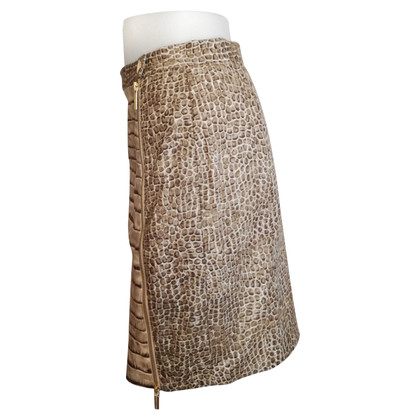 Michael Kors skirt with Tierprint