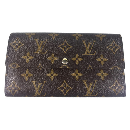 Louis Vuitton Wallet Monogram Canvas