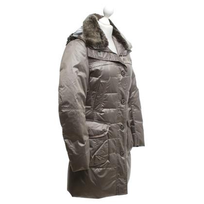 Peuterey Coat in taupe Beneden