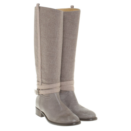 Fabiana Filippi Boots in grey