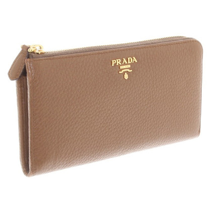 Prada Wallet in brown