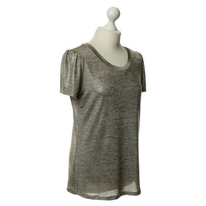 Liu Jo Top in metallic