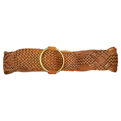 Ralph Lauren Wide braided belt