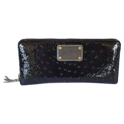 Marc by Marc Jacobs Wallet in ostrich leather look