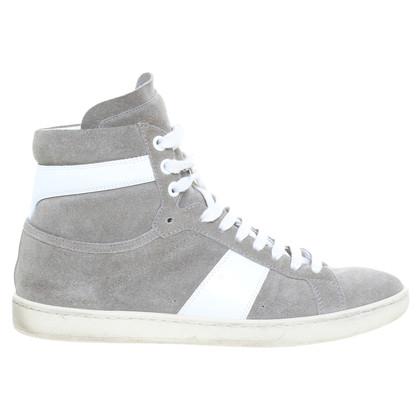 Saint Laurent Sneakers in grey
