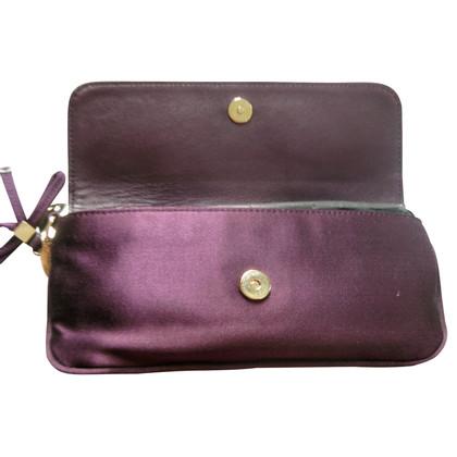 Gucci Clutch in Violett