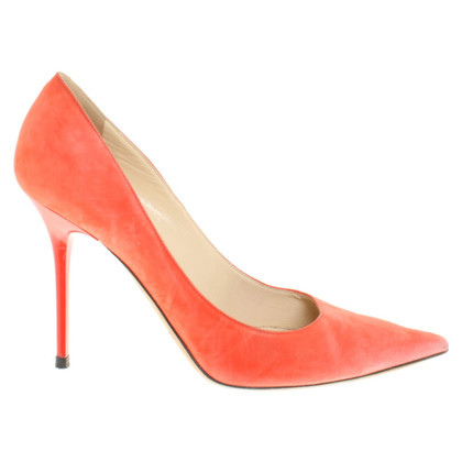 Jimmy Choo pumps in Orange