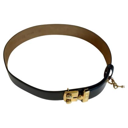 Moschino Belt with lock