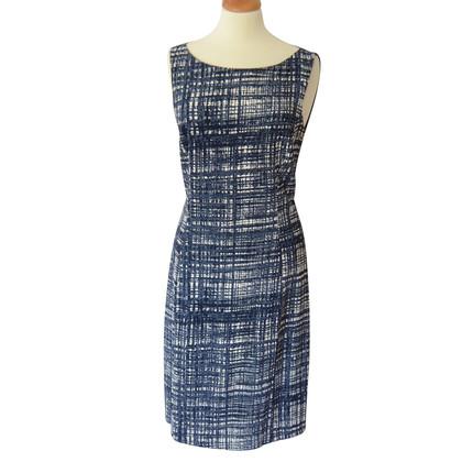 Prada Checked dress in midi length