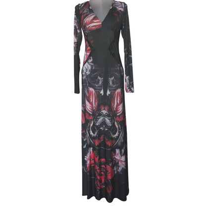 Roberto Cavalli Grote Maxi Dress