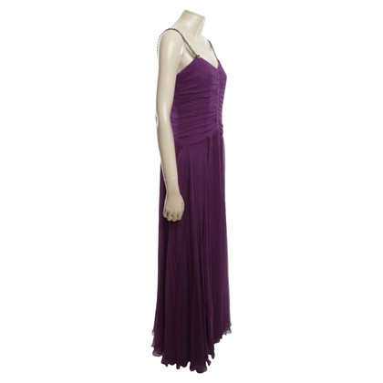 Vera Wang Evening dress in violet