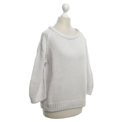 Acne Knit sweater in white