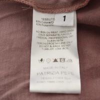 Patrizia Pepe T-shirt in tricolor