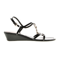 Prada Strappy sandals with chain