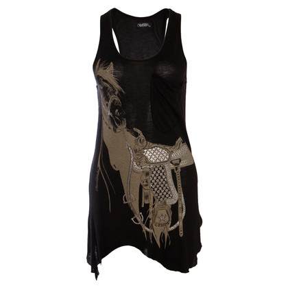 Lauren Moshi top with horse print