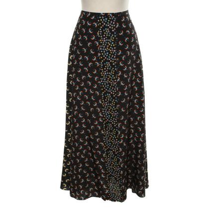 Dorothee Schumacher Silk skirt with pattern