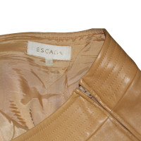 Escada leather pants
